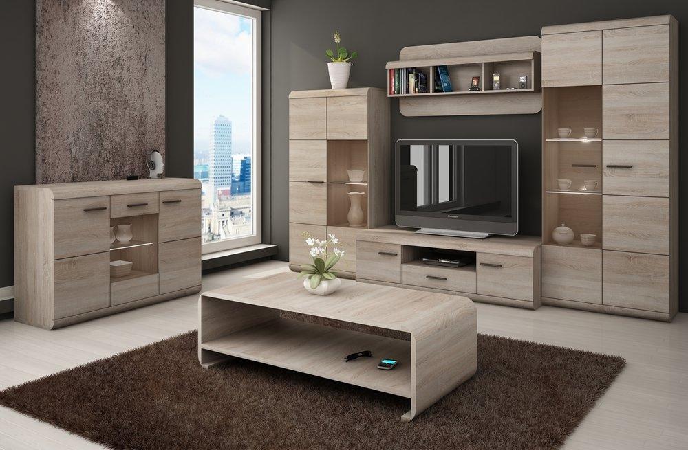 Útulnost pokoji propůjčuje nábytek se zaoblenými hranami. Zdroj:eranabytek.cz