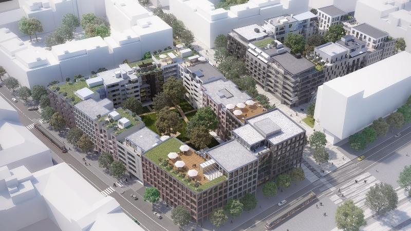 Plánovaná bytová výstavba v Praze